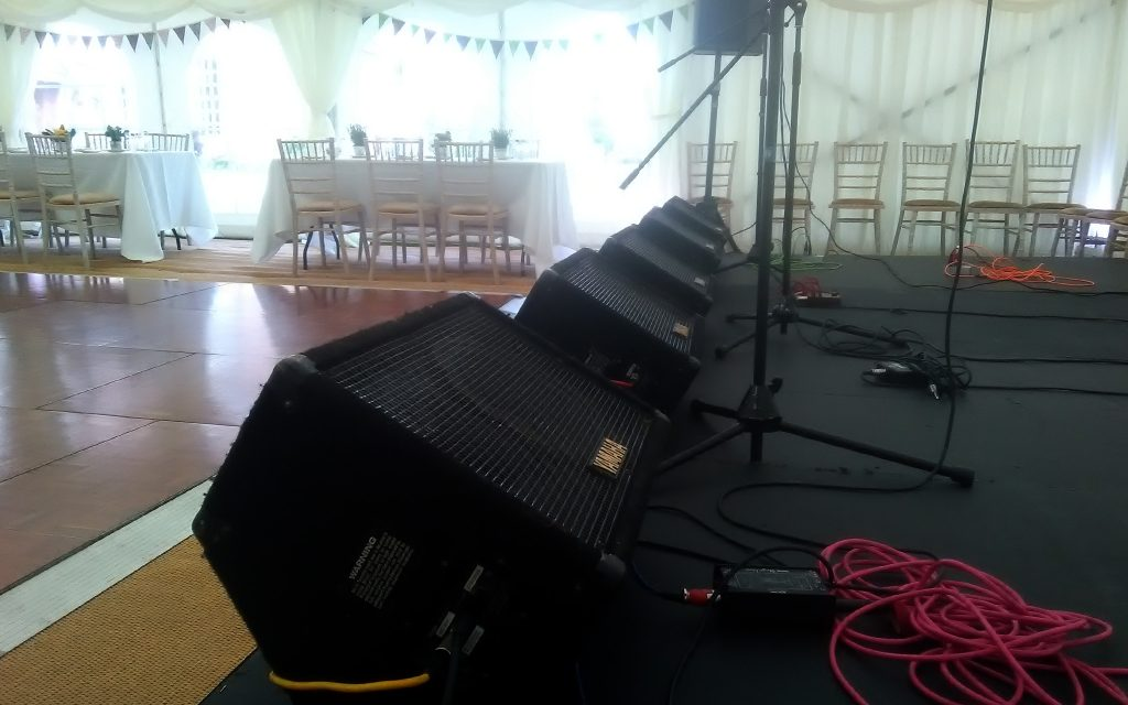 We have a range of PA Systems for hire depending on the size of your event or venue